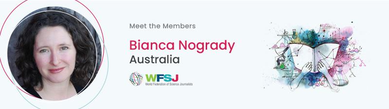 Bianca Nogradyi, Australia