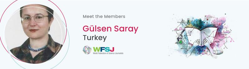 Gulsen Saray, Turkey