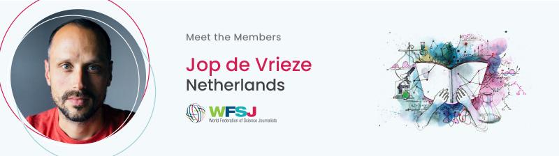 Job de Vrieze, Netherlands