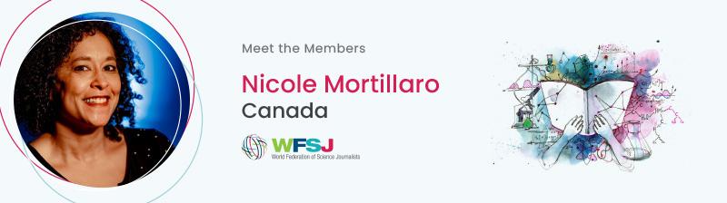 Nicole Mortillaro, Canada