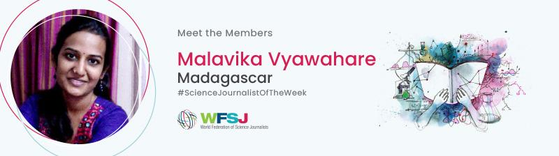 Meet the Members: Malavika Vyawahare