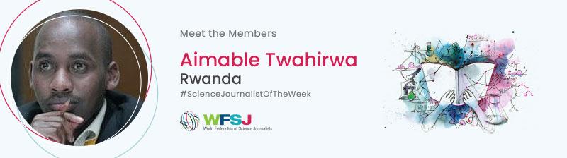 Aimable Twahirwa, Rwanda