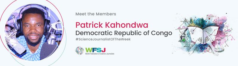 Patrick Kahondwa, Democratic Republic of Congo